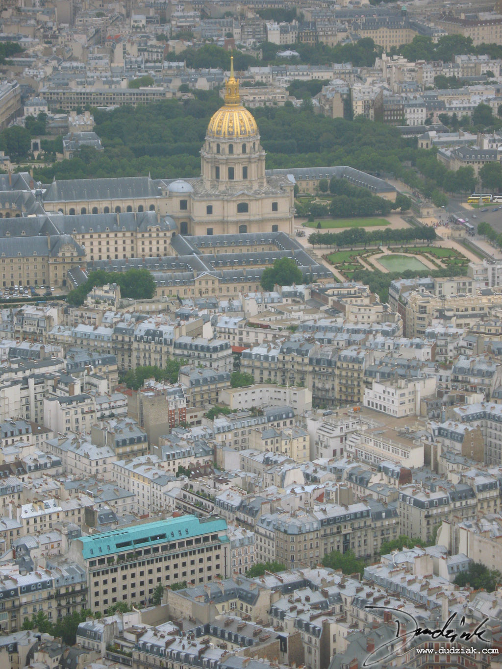 Les Invalides,  Paris France