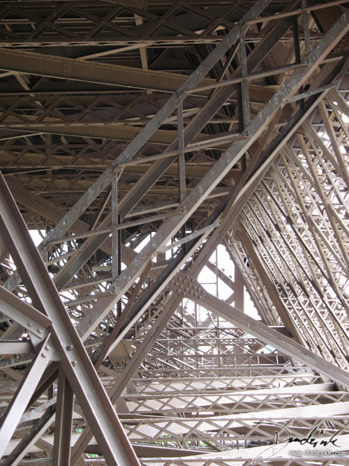 champ de mars,  steel,  eiffel tower,  metalwork
