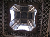 Underneath the Eiffel Tower, Eiffel Tower