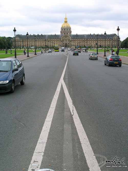 Military Museum,  Les Invalides,  Avenue de General Galland,  Paris France