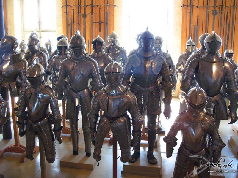 Military Museum,  Paris France,  knight's armor,  french armor,  Les Invalides,  french knights