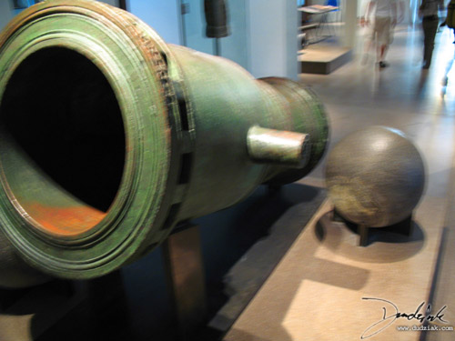 Les Invalides,  french cannon,  cannon,  Paris France,  Military Museum