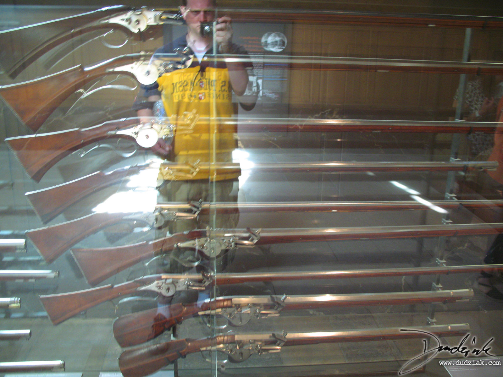 Les Invalides,  Military Museum,  french muskets,  Paris France,  muskets