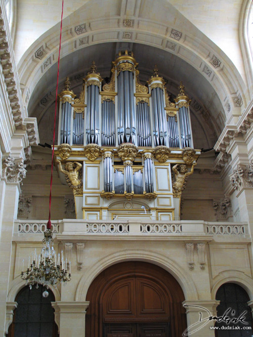 organ,  Military Museum,  Paris France,  Les Invalides,  chapel