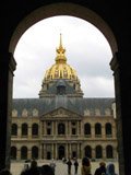 Les Invalides Courtyard