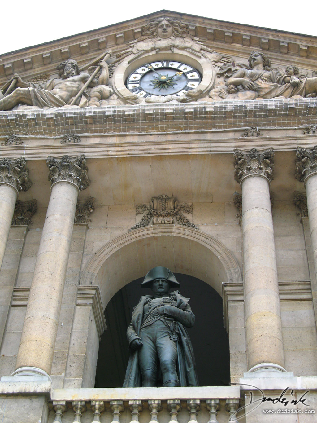 Military Museum,  Paris France,  Les Invalides,  napoleon I