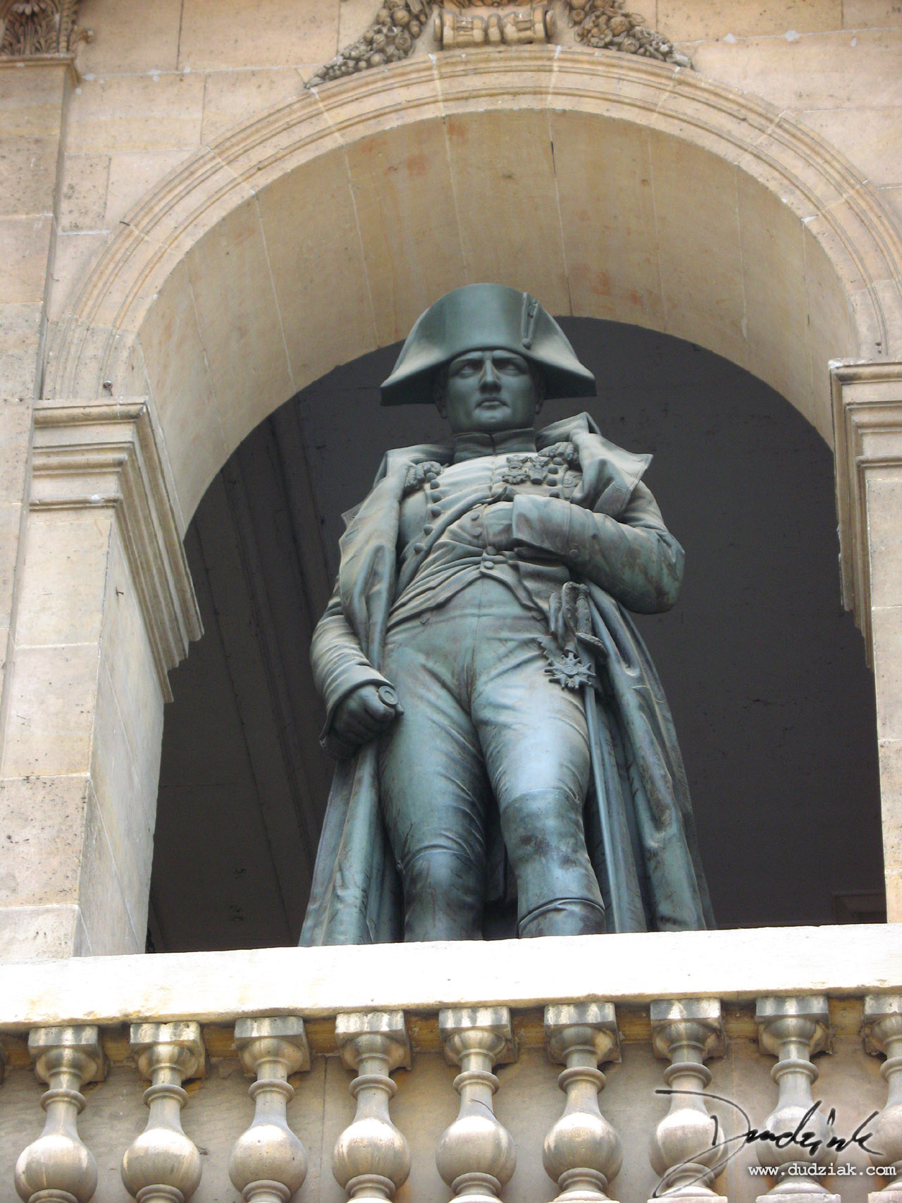 Les Invalides,  Military Museum,  Paris France,  napoleon I