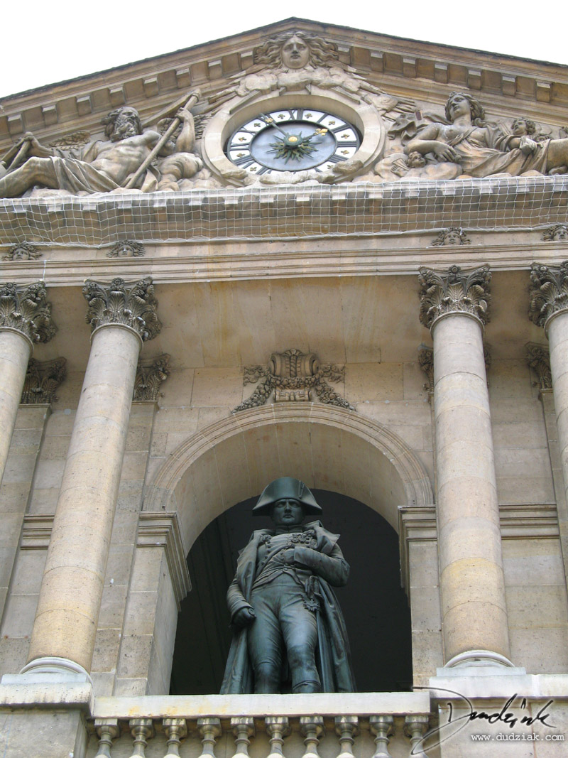 Military Museum,  napoleon I,  Paris France,  Les Invalides