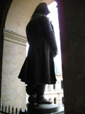Statue of Napoleon Inside les Invalides