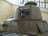 WWII Tank, Les Invalides