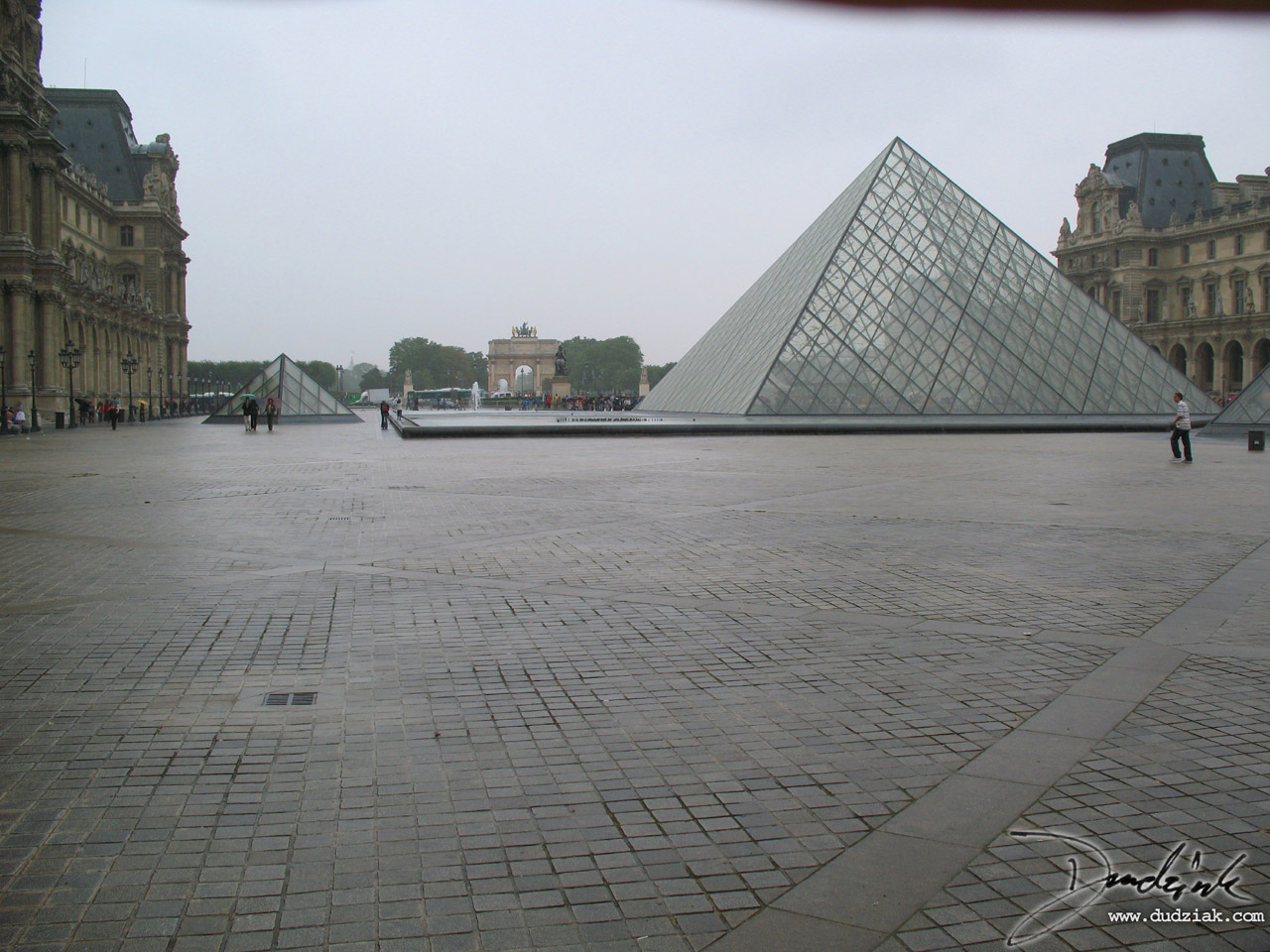 Louvre Pyramid,  France,  Paris,  Musee du Louvre,  Pyramid
