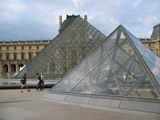Louvre Pyramids, Louvre Museum