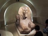 Sphinx in the Louvre, Louvre Museum