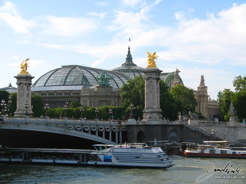 France,  Paris,  Grand Palais,  Grand Palace