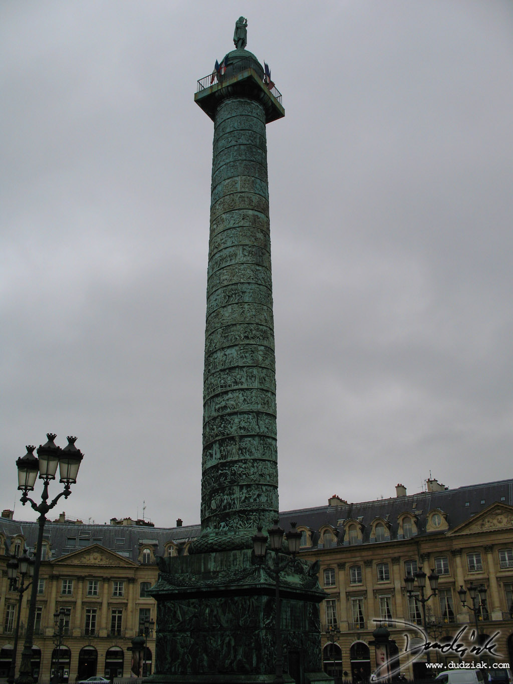 Paris,  Place Vendome Column,  Place Vendome,  Column
