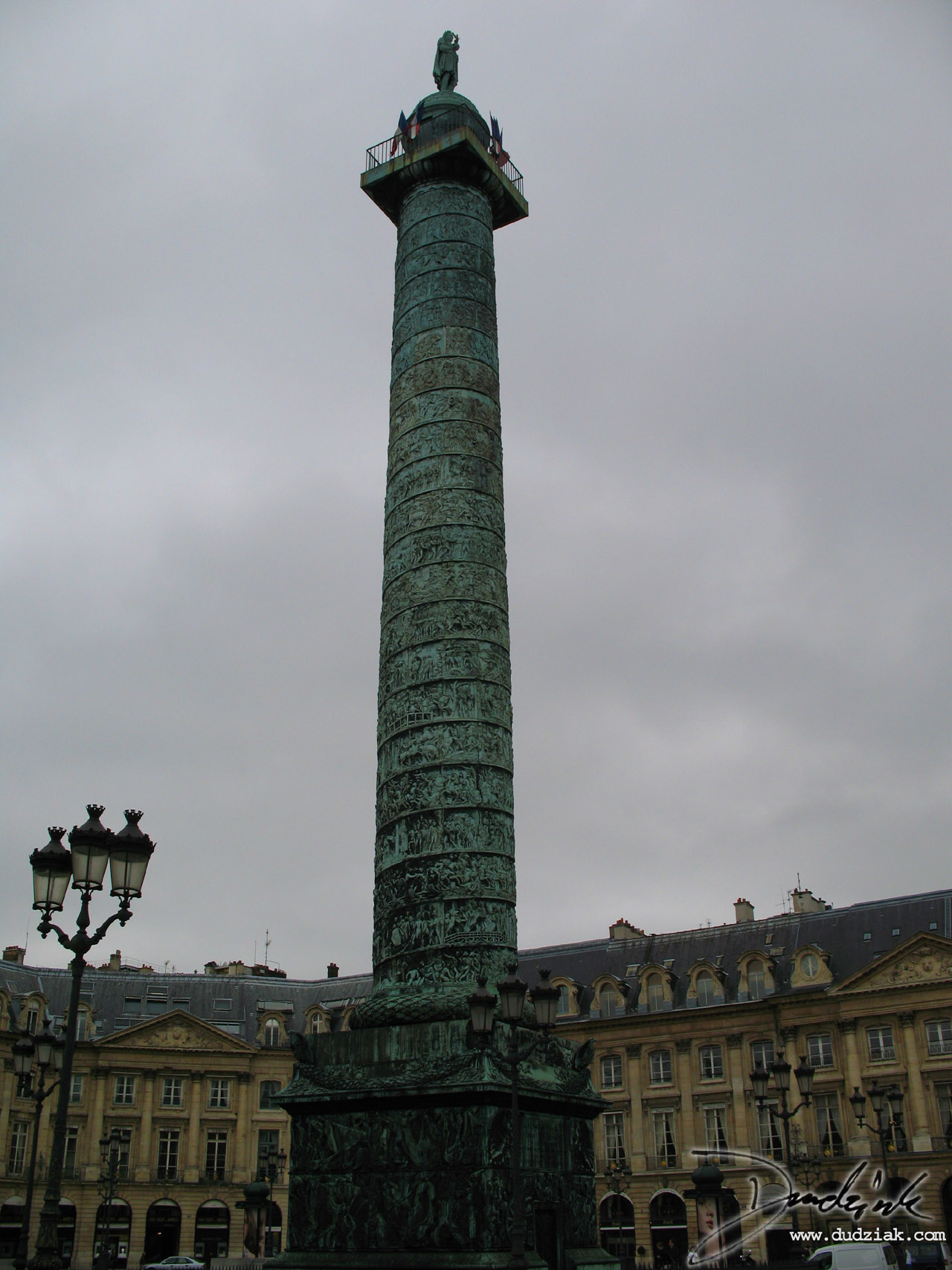 Paris,  Column,  Place Vendome,  Place Vendome Column