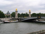 Pont Alexandre III, Paris Miscellaneous