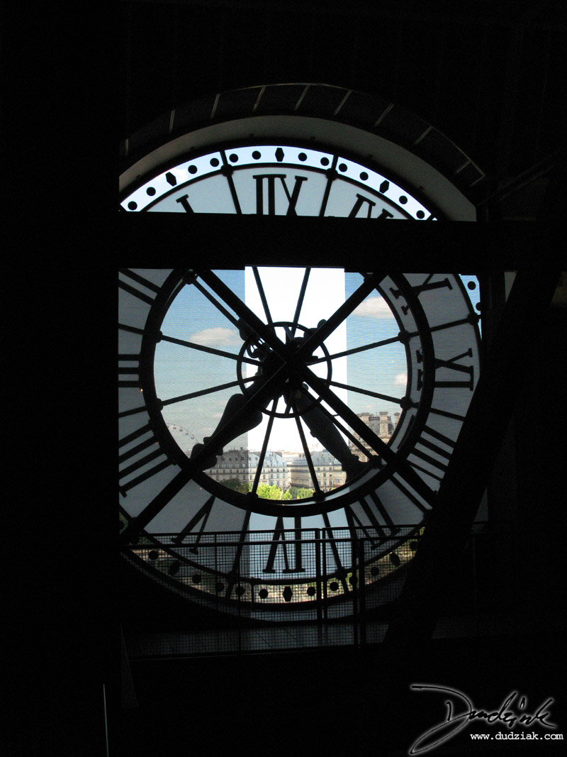 Musée d'Orsay,  Paris,  France,  clock,  Orsay Museum