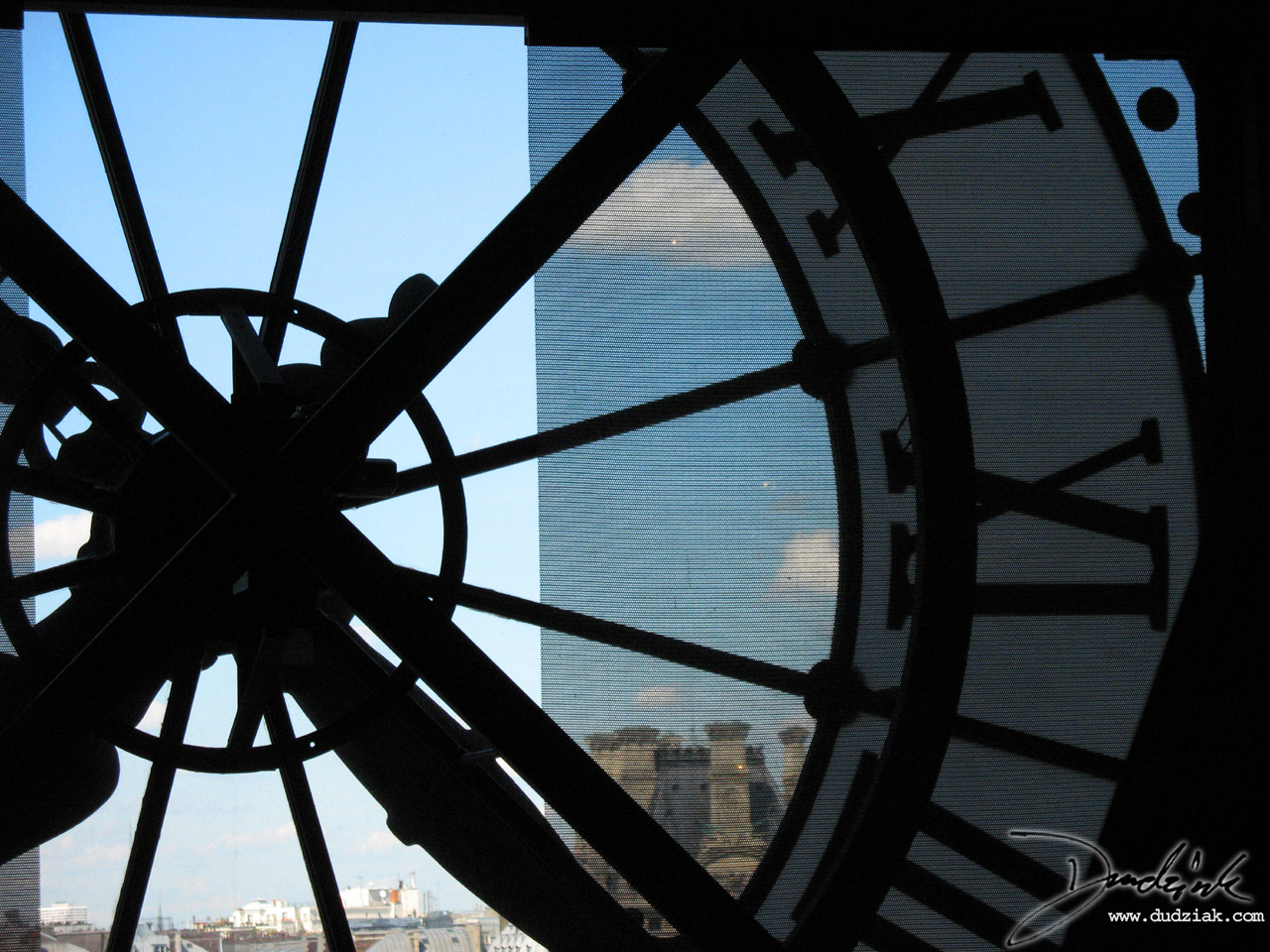 Musée d'Orsay,  clock,  Paris,  France,  Orsay Museum