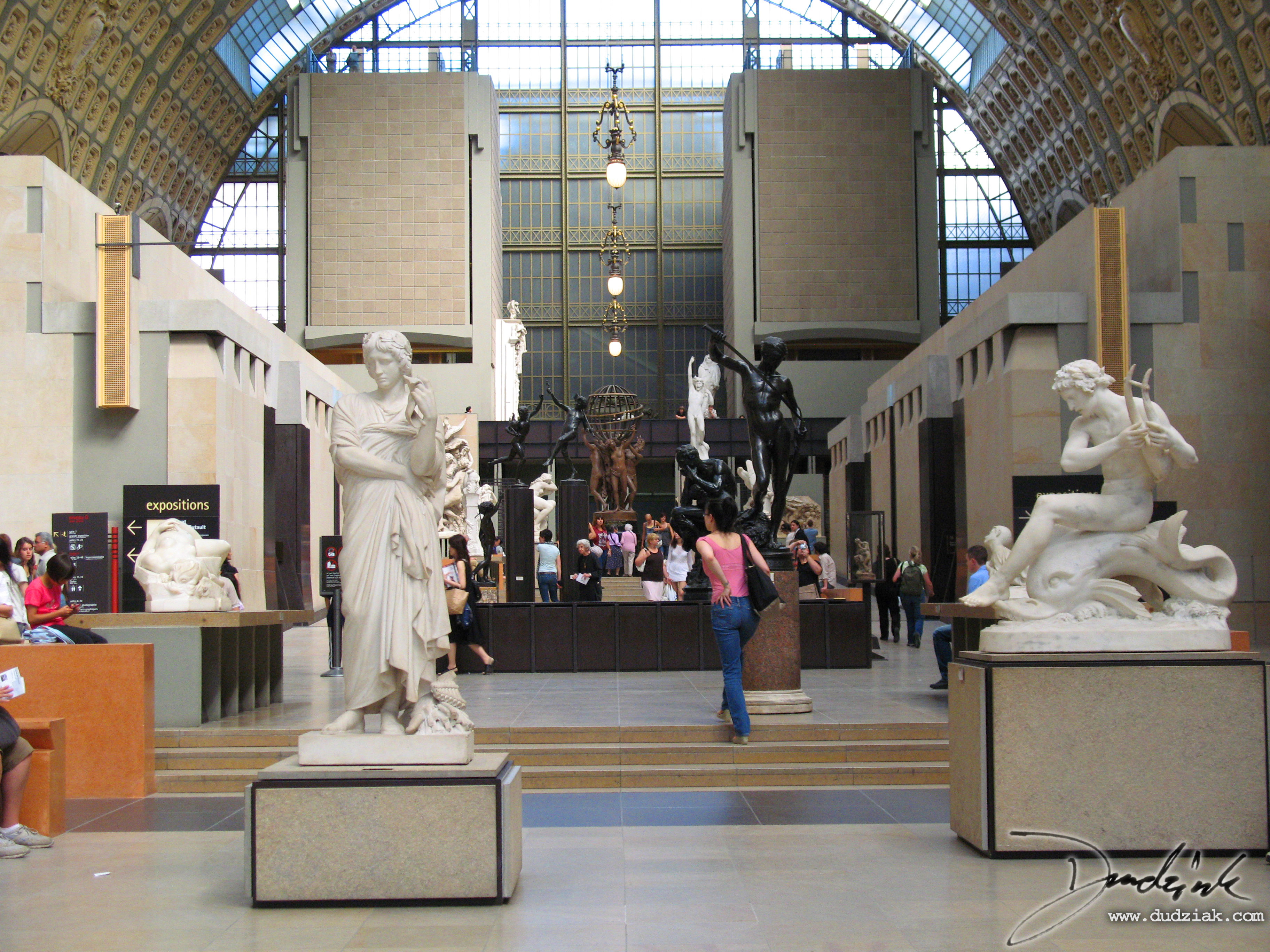 sculptures,  Orsay Museum,  France,  Musée d'Orsay,  Paris