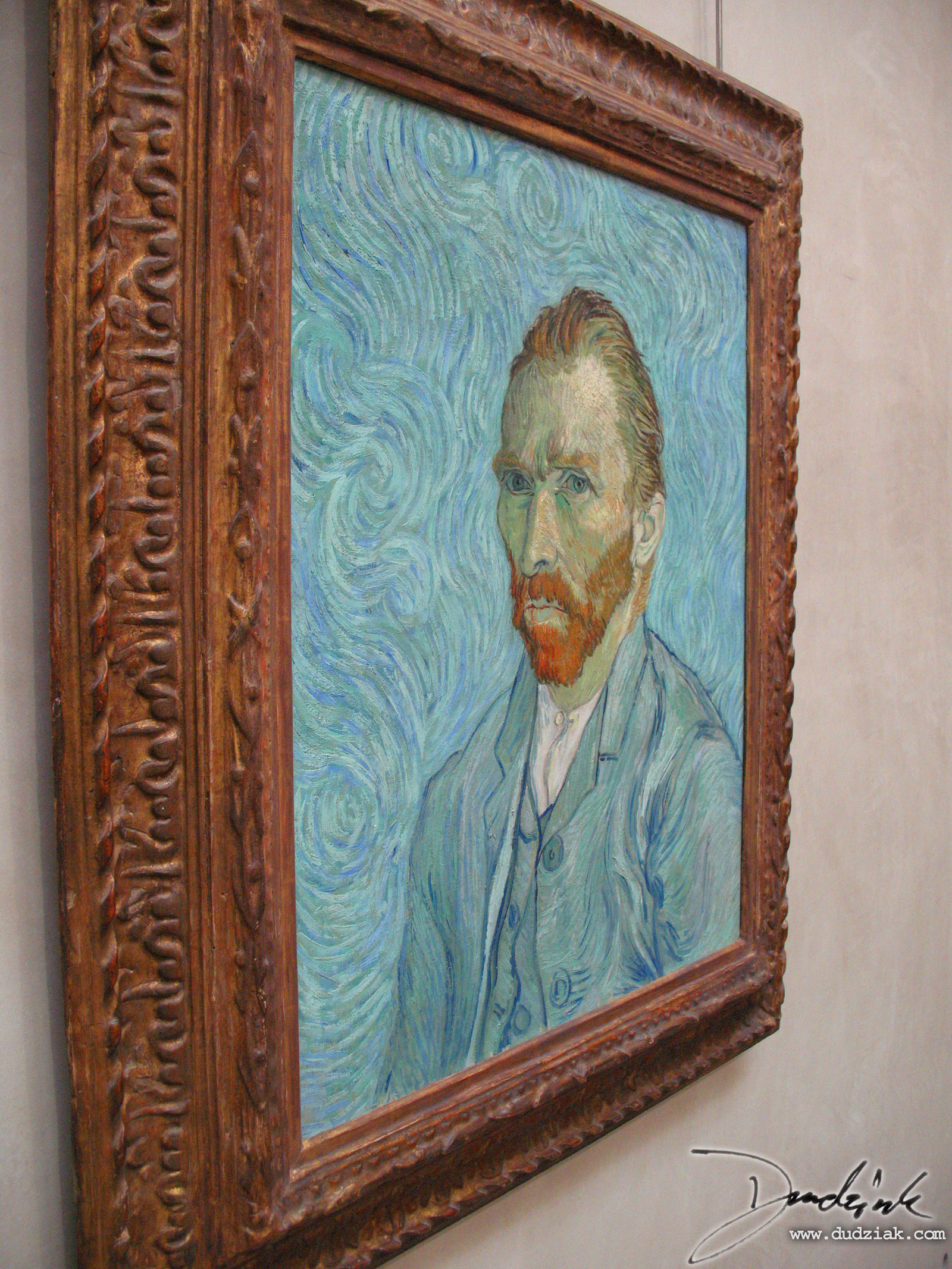 Van Gogh,  Self Portrait