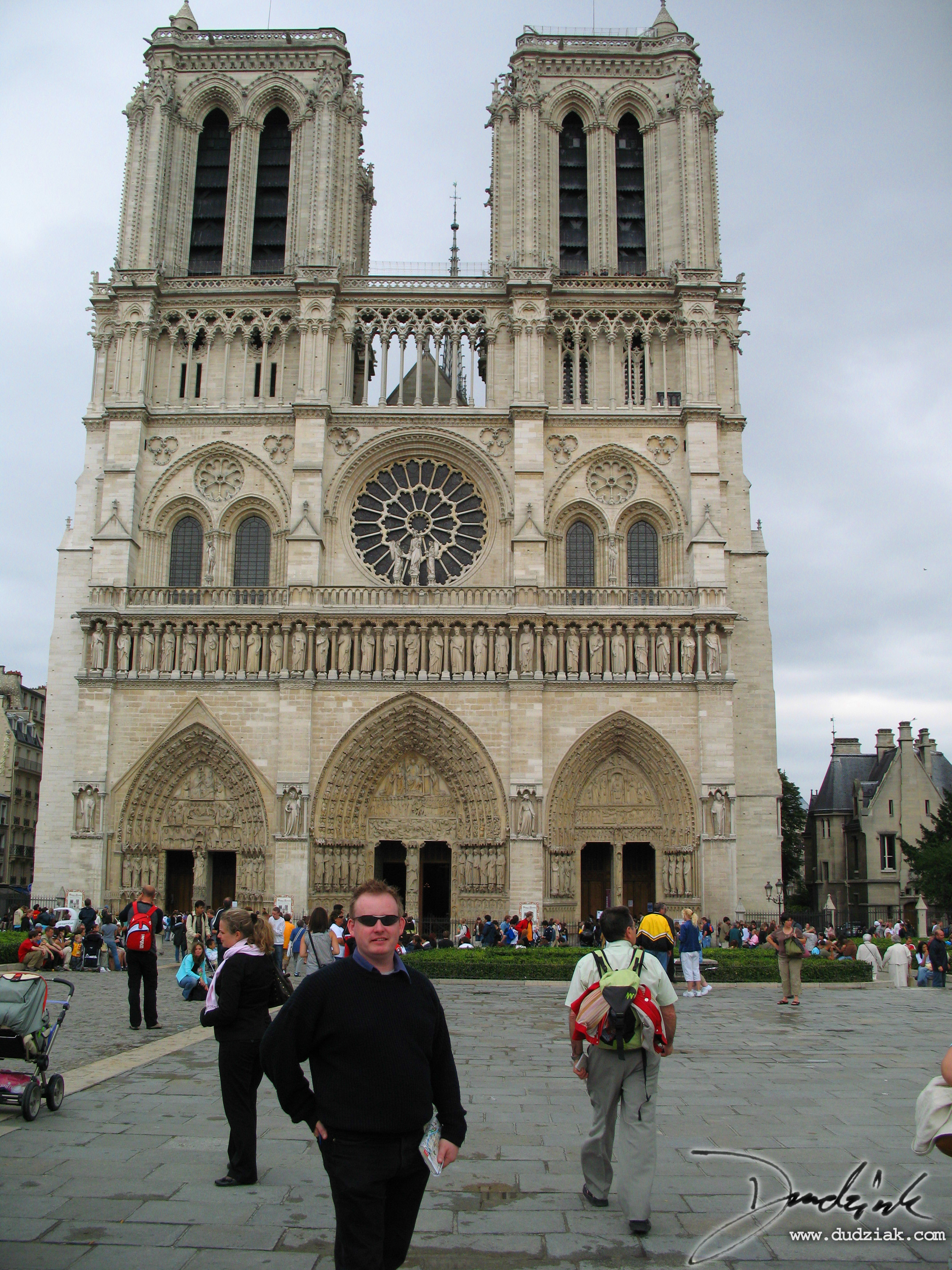 France,  Martin Green,  Notre Dame Cathedral,  Paris,  Notre Dame