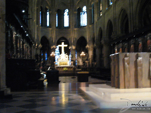 Alter,  Paris,  Notre Dame,  Notre Dame Cathedral,  France