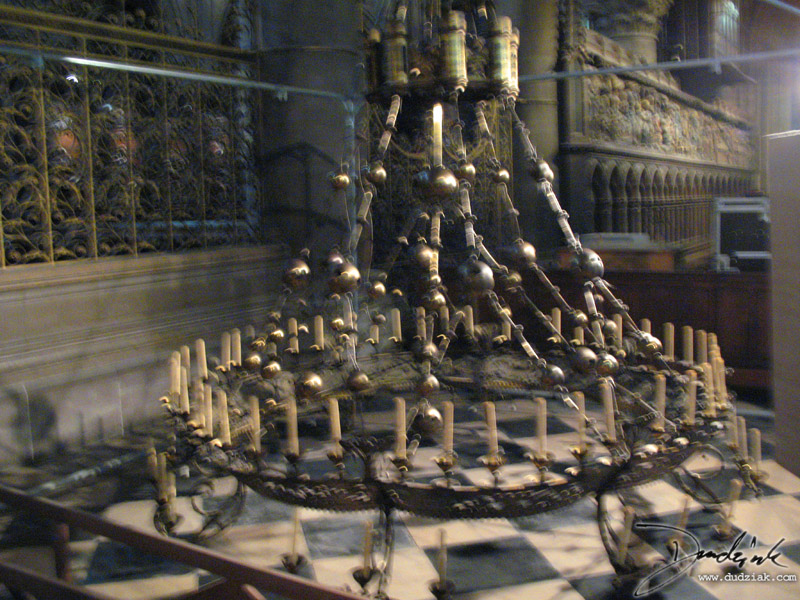 Notre Dame,  Notre Dame Cathedral,  France,  Paris,  Chandelier