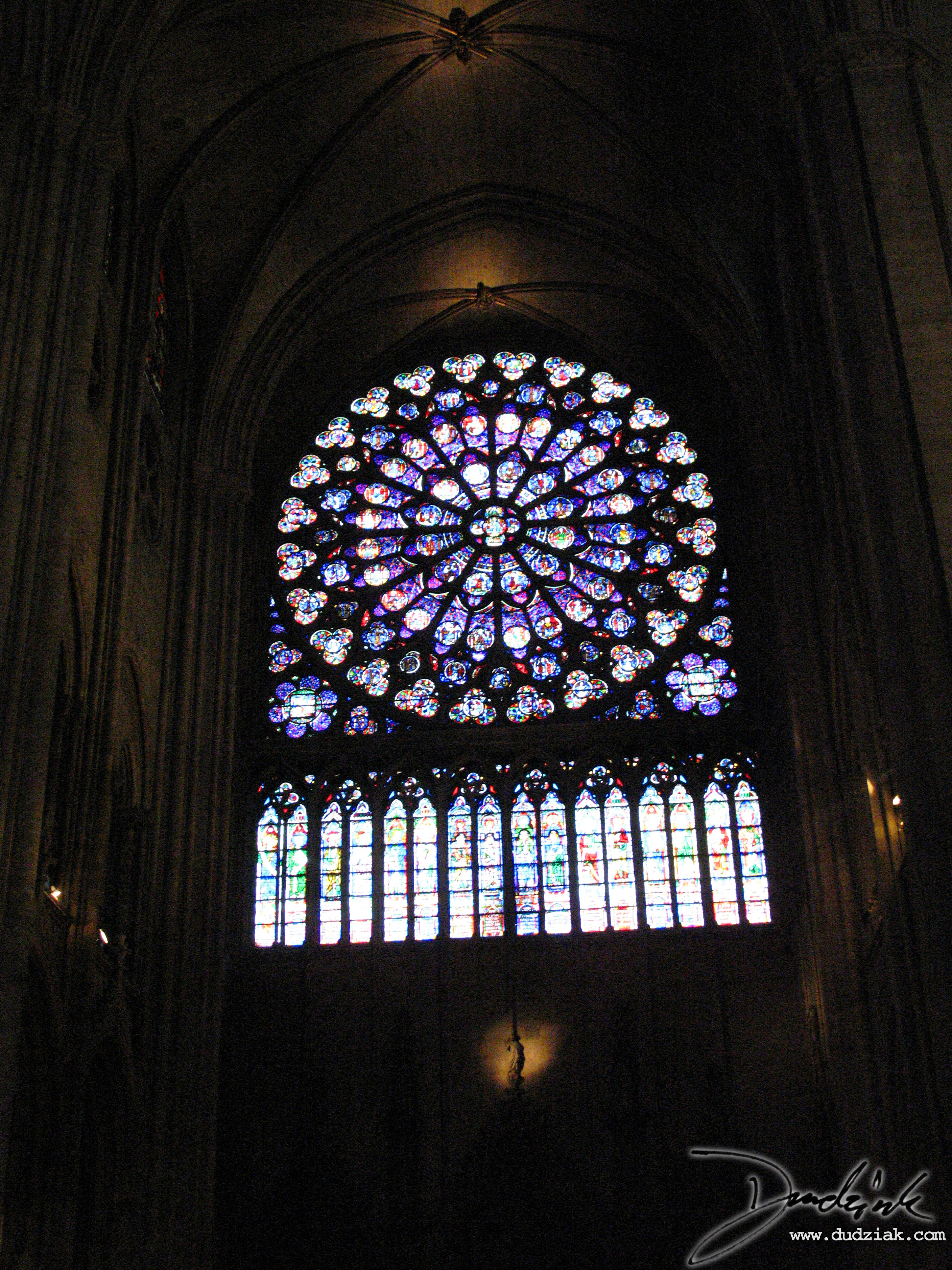 France,  Paris,  Rose Window,  Notre Dame,  Notre Dame Cathedral