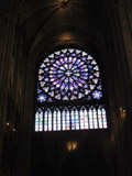 Northern Rose Window, Notre Dame