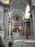 Inside the Pantheon