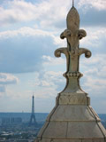 Eiffel Tower as Seen from the Sacre Coeur