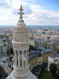 Spire & City of Paris