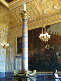 Coronation Room Column
