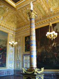Coronation Room Column, Versailles Castle