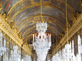 Hall of Mirrors, Versailles Castle