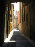 Back Streets of Pisa