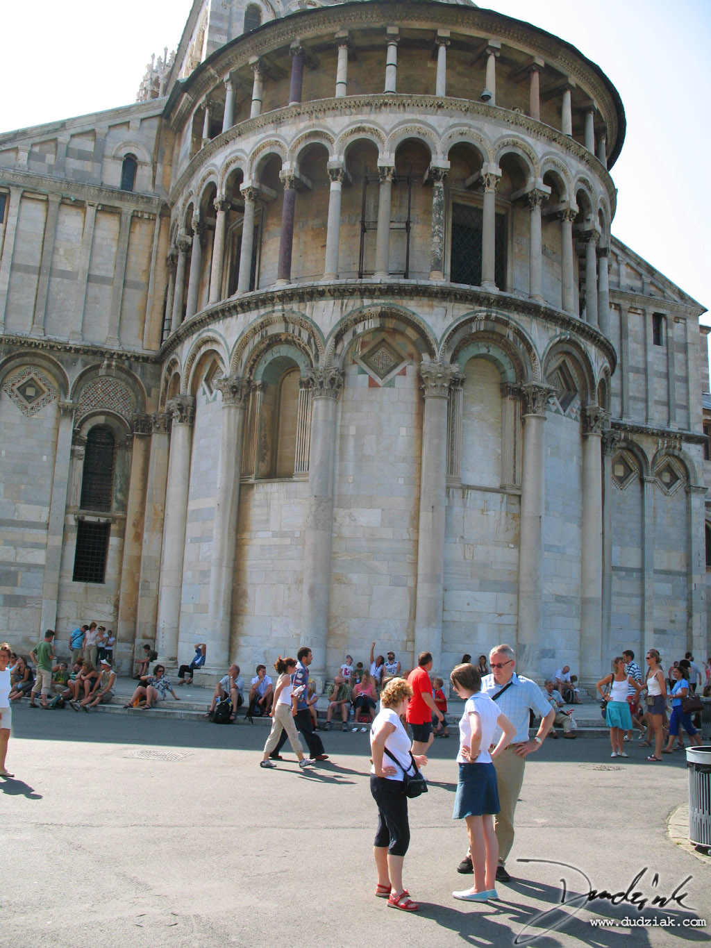 Pisa Italy,  cathedral of Pisa
