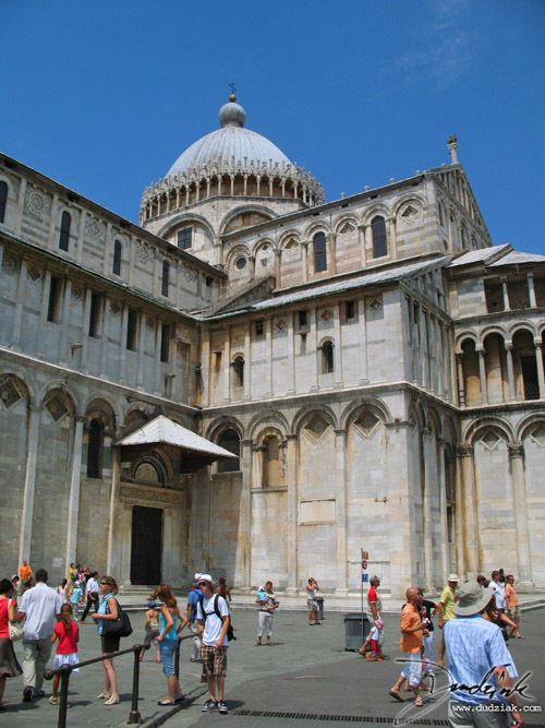 Cathedral of Pisa,  Pisa Italy