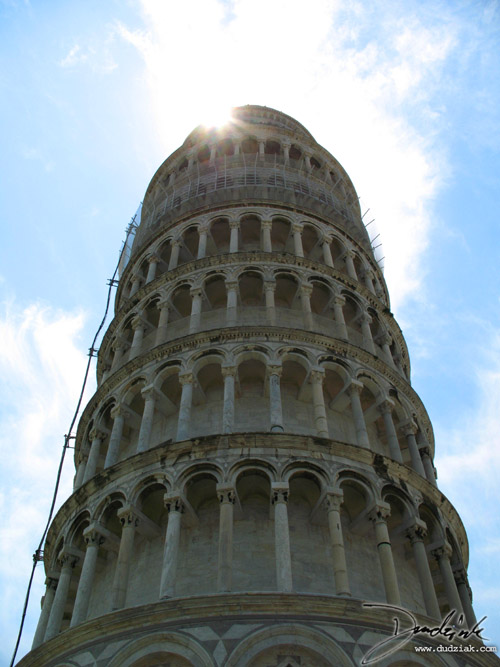 Pisa Italy,  Leaning Tower of Pisa