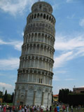 Leaning Tower of Pisa - Western Face