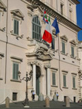 Palazzo Quirinale, Changing of the Guard