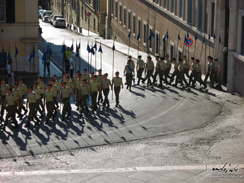 Rome,  soldiers,  Italian Soldiers,  Palazzo Quirinale,  Roma,  Italy