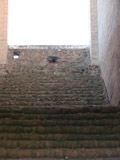 Ancient Colosseum Stairs, Roman Colosseum