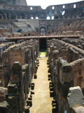 Floor of the Colosseum