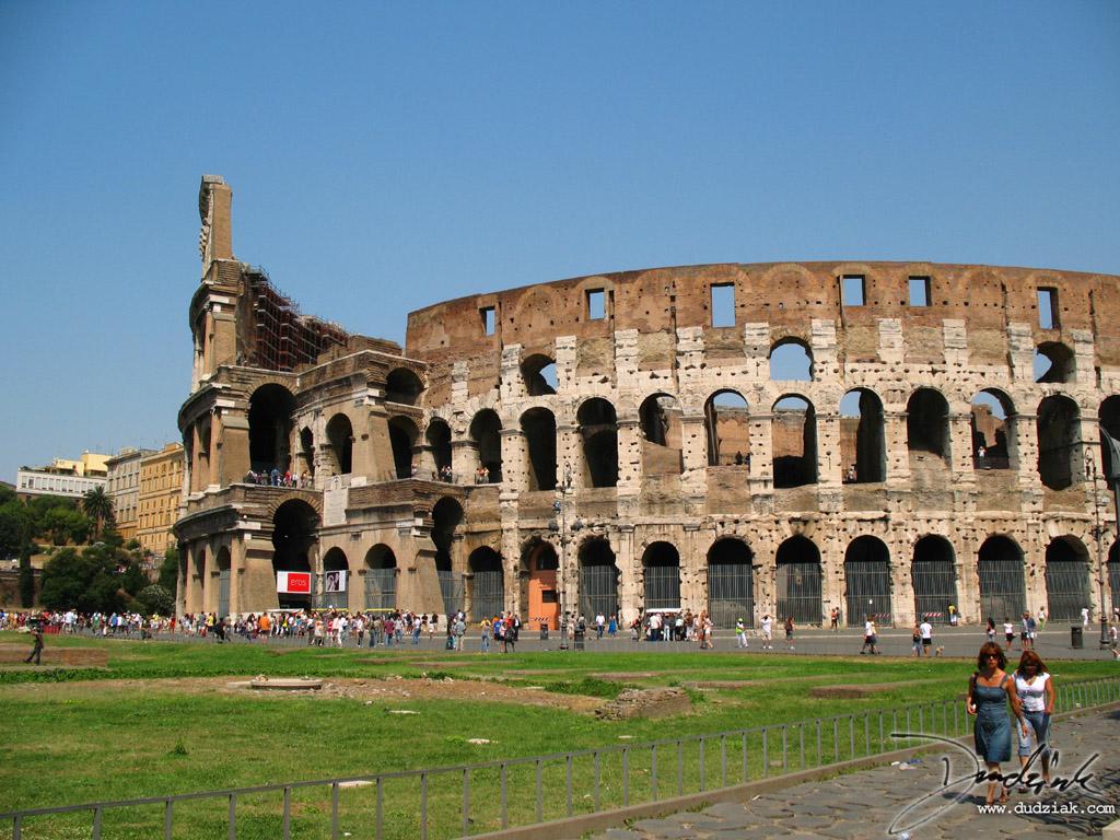 Flavian Amphitheatre,  roman colosseum,  rome,  italy,  roma,  colosseum