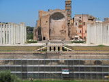 Temple of Venus and Roma, Roman Colosseum