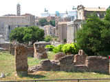 Ancient Roman Masonry, Roman Forum