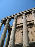 Temple of Antoninus and Faustina, Roman Forum