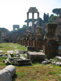 Temple of Castor and Pollux, Roman Forum